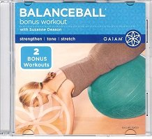 BalanceBall Workout Suzanne Deason Gaiam