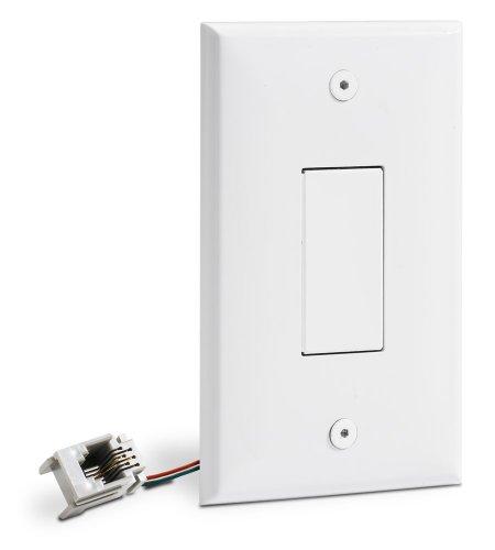 Siemens 540-520A Room Temperature Sensor, Flush Mount, 10K Ohm, 55 to 95-Degree Fahrenheit, Beige ()