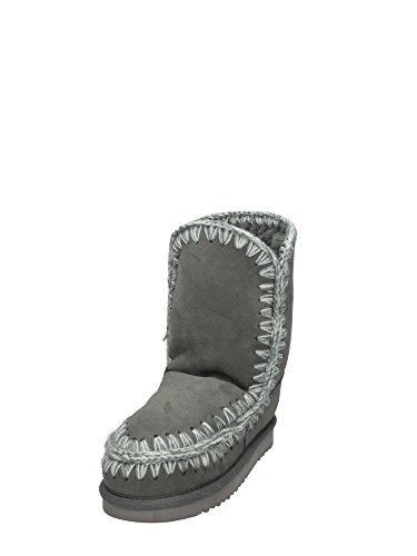 Mou Grau Eskimo 39 Stiefel 24 Grey New Boot cm aaHrvwx