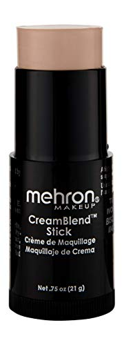Mehron Makeup CreamBlend Stick (.75 oz) (IVORY BISQUE) ()