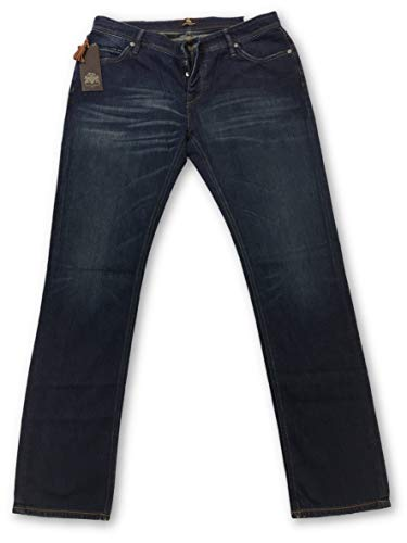 Rrp Gentlemen 00 £169 In Denim Of Circle Blue Jeans W38 OqPWg7