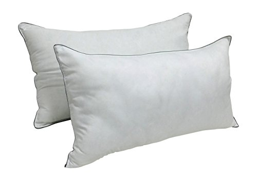 Set of 2 - Dream Deluxe - Ultimate Bed Pillows - Medium Dens