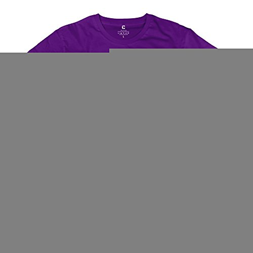Jiuzhou Men's T Shirt Doctor Who Telephone Box Neighbor Totoro S Purple (Ninja Turtles Who Is Who)