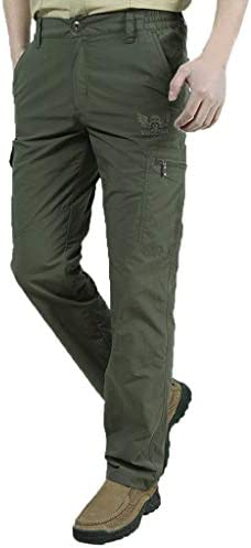 Men`s Fast-Drying Pant Trousers Outdoor Training & Workout Sweatpants Classic Twill Relaxed Fit Cargo Pant / Men`s Fast-Drying Pant Trousers Outdoor Training & Workout Sweatpants Classic Twill Relaxed Fit Cargo Pant