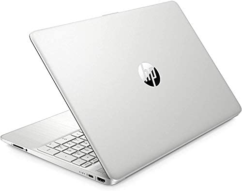 "2021 HP 15.6"" HD Thin and Light Laptop, AMD Athlon Gold 3150U Processor, 4GB RAM, 256GB SSD, HDMI, Wi-Fi 5, Webcam, AMD Radeon Graphics, Windows 10 S, Silver, W/ IFT 32GB USB 3.0 Flash Drive"