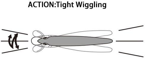 Holographic Tiger Shrimp Yo-Zuri R1162-HTS Crystal 3D Shrimp Slow Sinking Lure