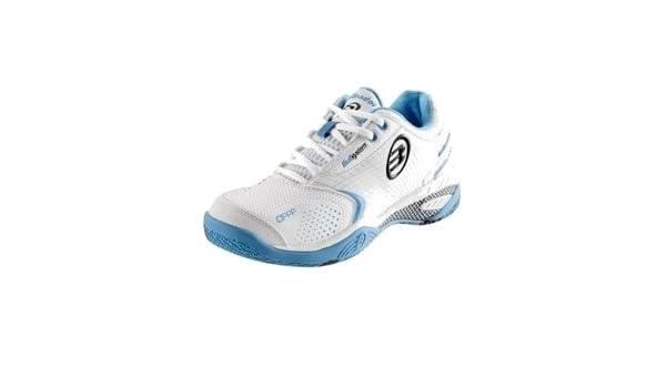 Bull Padel - 47829 - Zapatillas Padel Mujer - Color : Blanco ...