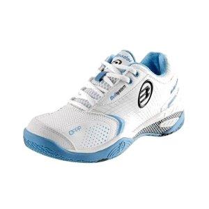 Bull Padel - 47829 - Zapatillas Padel Mujer - Color : Blanco y ...