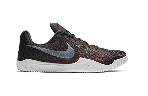 Nike Kobe Mamba Instinct Mens Basketball Shoes (11.5 M, Anthracite/University Red/Bright Crimson/Black)