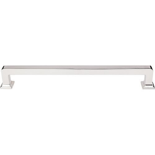 Appliance Pull Finish: Polished Nickel ()