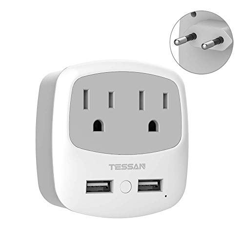 European Travel Plug Adapter