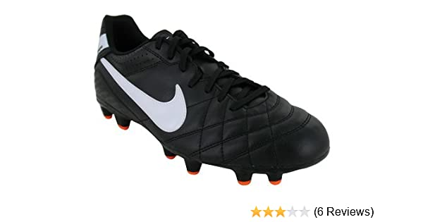 size 40 beecf 36c3b Nike Tiempo Natural IV Firm Ground Soccer Boots