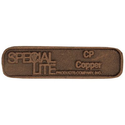 Special Lite Products Savannah Curbside Mailbox with Bradford Direct Burial Mailbox Post by Special Lite Products
