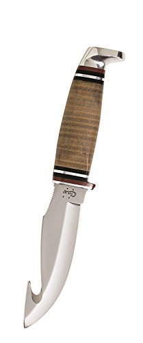 Case Gut Hook Leather Hunter Knife