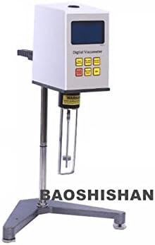 Medidor de viscosidad giratoria con visera digital, viscosidad industrial de alta precisión, visera RV-6