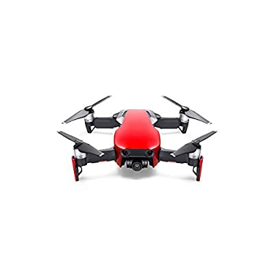 DJI Mavic Air Quadcopter with Remote Controller - Flame Red: Camera & Photo