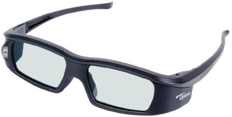 Optoma ZD301 - Gafas 3D, negro: Amazon.es: Electrónica