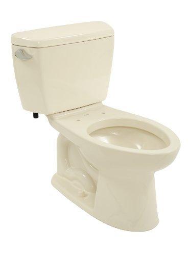 TOTO CST744S#03 Drake Elongated Bowl and Tank, (03 Drake Toilet Tank)