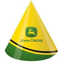 John Deere Birthday Party Hats, 8 Count