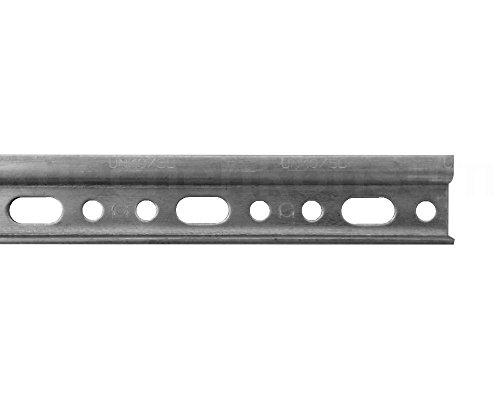 Aufhängeschiene , Hängeschiene für Küchen-Hängeschränke , Länge 100cm , verzinkt