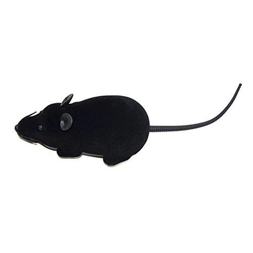 Elektrische Drahtlose Fernbedienung RC Ratte Maus Spielzeug Haustier Katzen Haustierbedarf Katzen