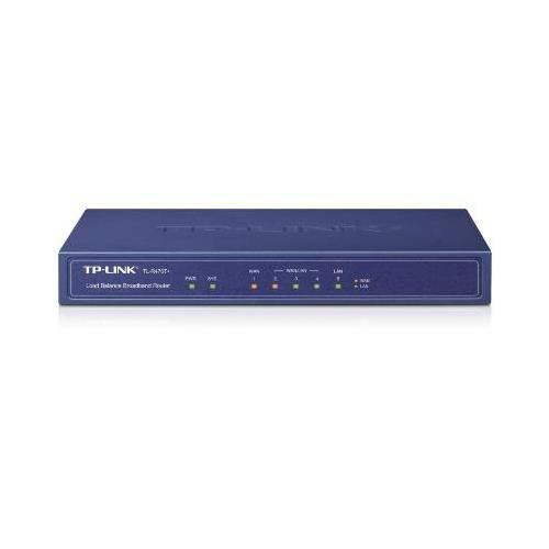 TP-LINK TL-R470T+ Load Balance Broadband Router (TL-R470+) - (Link Load Balance)