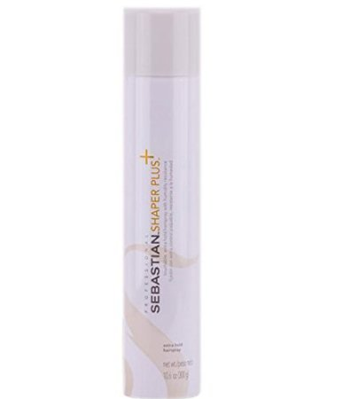 Sebastian Shaper Plus Hair Spray, 10.6-Ounces Bottle