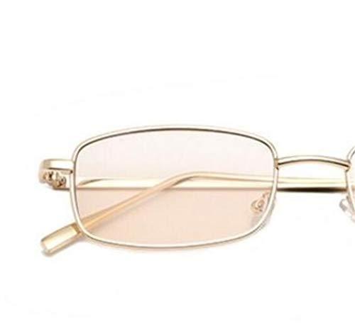 Yellow Gafas de gafas viajar para moda los hombres para de conducir de metal de Light para protección para mujer UV400 de sol Gafas q4BgE6