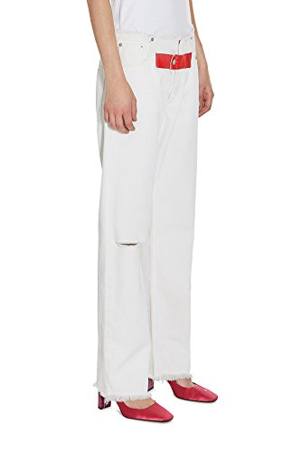 Jeans Alyx Cotone Bianco Aawdn0014007 Donna dqqOUw1xp