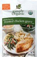 Roasted Mix Chicken Gravy (Simply Organic Roasted Chicken Gravy Seasoning Mix -- 0.85 oz)