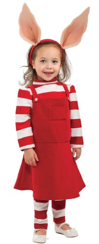 Olivia Toddler Costumes (Deluxe Olivia Costume - Toddler)