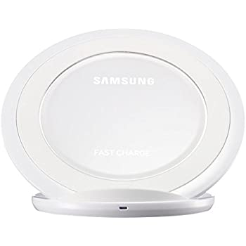 Samsung Quick Wireless Charging Stand for Galaxy S7/S7 Edge, White