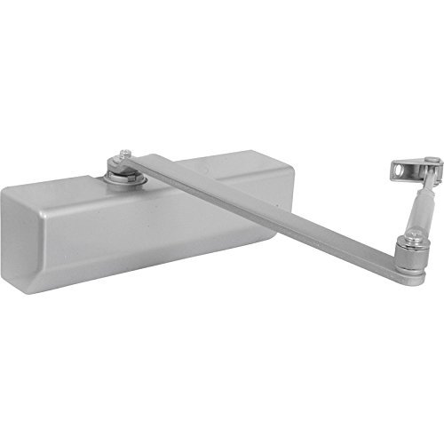 Door Closer Size 4 (Silver) - 5