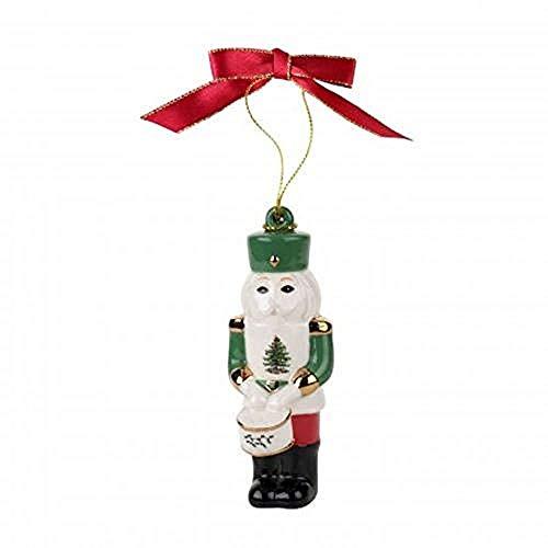 Spode Christmas Tree Ornament, Drummer Boy (Drummer Boy Christmas Tree Little)