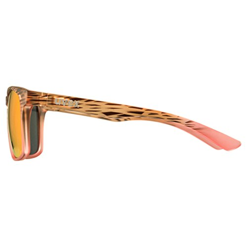 Mate Unisex el Negro nbsp;Sport havanna Talla pink tamaño año lgl Uvex Color Gafas única 35 Todo FXqfv1w10n