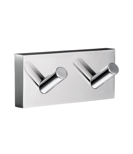 House Dbl Towel Hook Pc