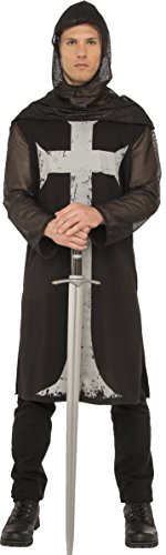 Rubie's Costume Co. Men's Gothic Knight Costume, As