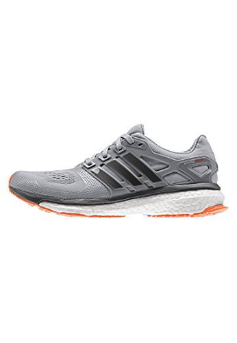 Adidas B40903, Damen Schuhe Grigio/arancione