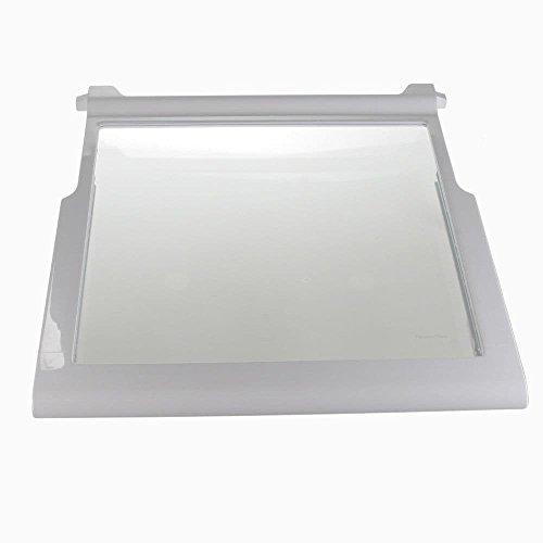 Whirlpool W10276341 Glass Shelf for Refrigerator (Replacement Shelves Refrigerator)