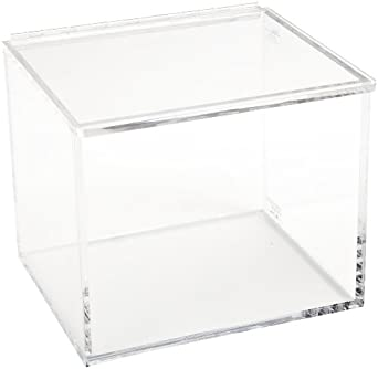 S Curve BC 502 Acrylic Small Laboratory Beta Storage Container 38