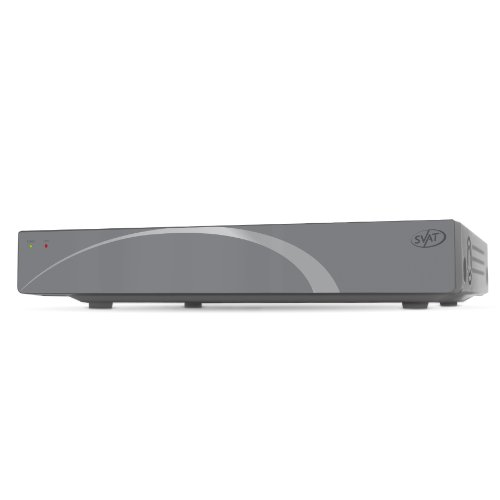 SVAT 8CH Smart Security DVR with 500GB HDD & Smartphone Compatibility (11013)