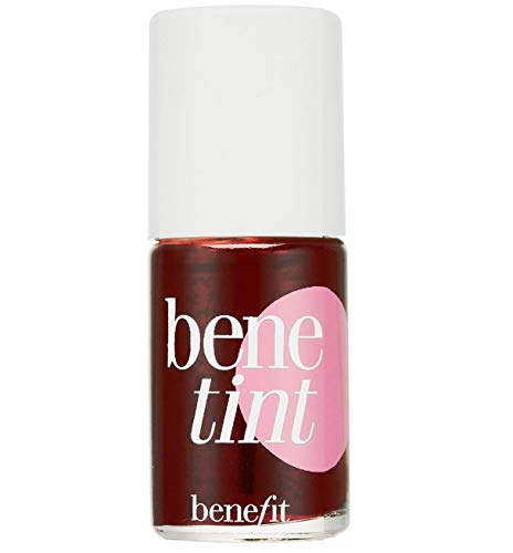 (Benefit Benetint Lip & Cheek Stain Travel Size 0.13oz/4ml)