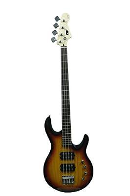 ivy IMM-300SB Bass Solid-Body Electric Guitar, Sunburst