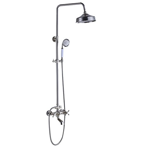 Jual Votamuta European Style Stainless Steel Bathtub & Shower System ...