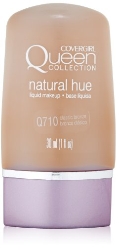 CoverGirl Queen Collection Liquid Makeup Foundation, Classic