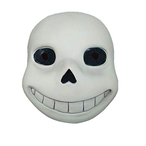 Deluxe Latex Full Head Hood Masque Halloween Cosplay Mask Helmet Black -