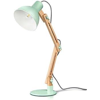 Neat Pleat Swing Arm Desk Lamp Amazon Com