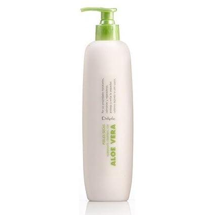 Crema hidratante Aloe Vera pieles secas - 400 ml