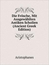 Amazon.in: Buy Die Frã¶sche Mit Ausgewã€hlten Antiken Book Online at ...