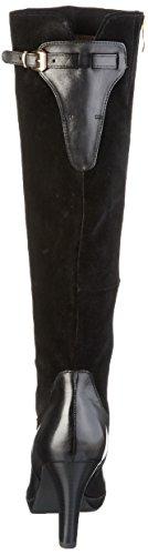 Caprice 9-9-25529-27 - Botas altas para mujer Negro (Black Comb 19)